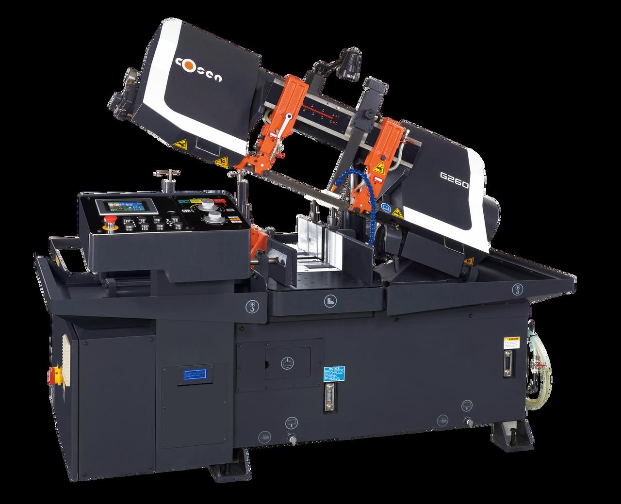 G260 Automatic Bandsaw Machine