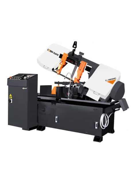 Cosen C-260NC industrial bandsaw machine