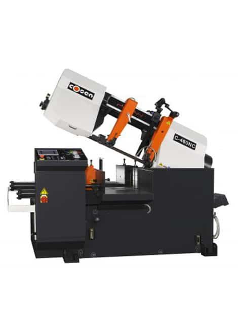 Cosen C-420NC fully automatic industrial bandsaw machine