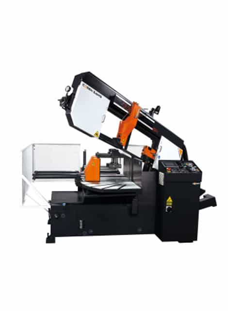 Cosen C-510MNC fully automatic mitre cutting saw