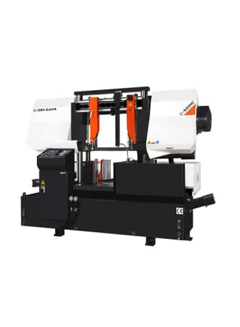 Cosen C-520NC fully automatic industrial bandsaw machine
