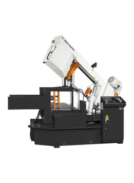 Cosen C-650MNC fully automatic mitre cutting machine