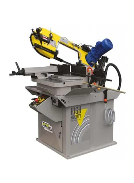 Calipso Semi Automatic Double Mitre Cutting Bandsaw Machine