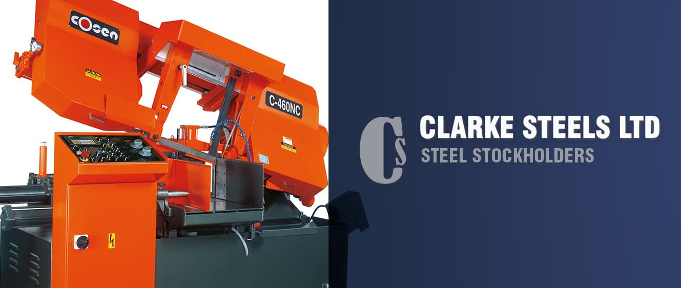 Clarke Steels order 2nd Cosen C-460NC