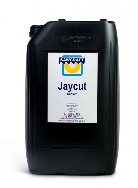 Jaycut soluble cutting oil