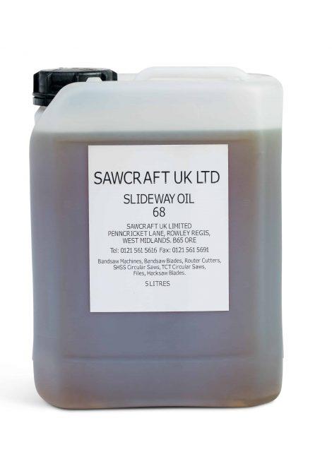 Sawcraft Slideway Oil 68