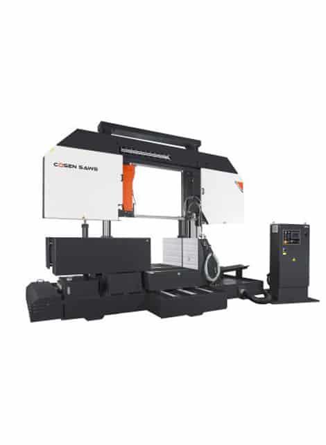 Cosen SH-1010W semi automatic bandsaw machine