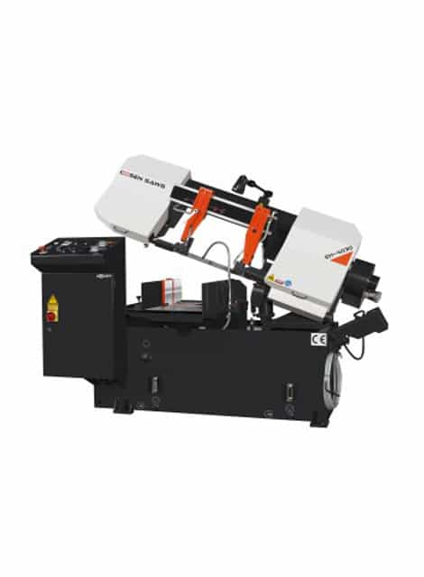 SH-4030 Semi Automatic Bandsaw Machine
