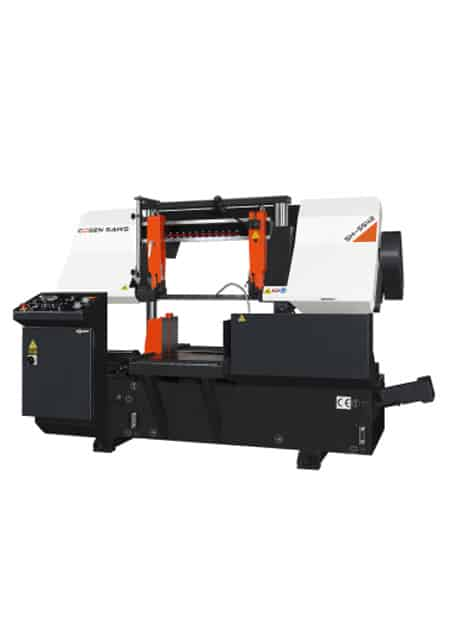 Cosen SH-5542 heavy duty semi automatic bandsaw machine