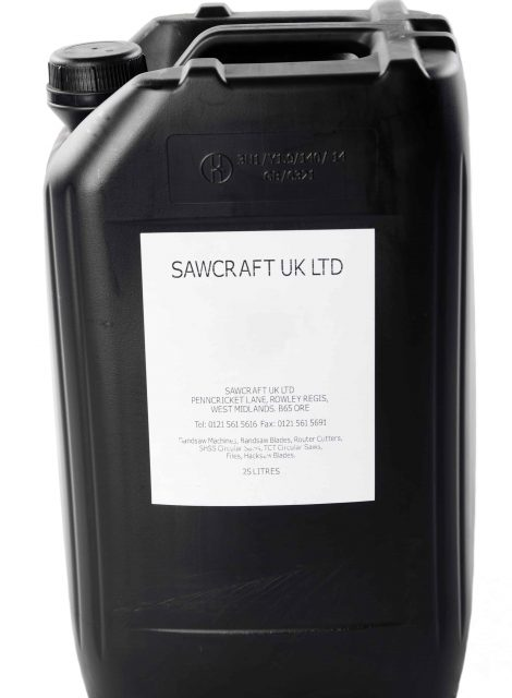 S40 Straight Cutting Oil for bandsaw machines