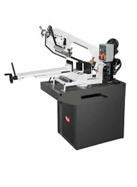 Sawcraft RF-270S manual mitre cutting bandsaw