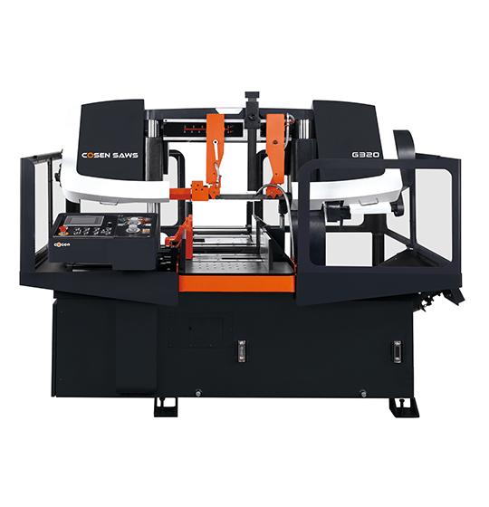 Cosen G-320 fully automatic bandsaw machine