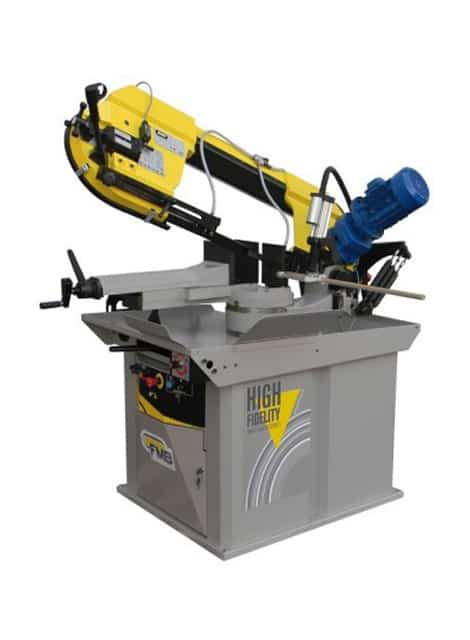 FMB Titan+g mitre cutting manual bandsaw