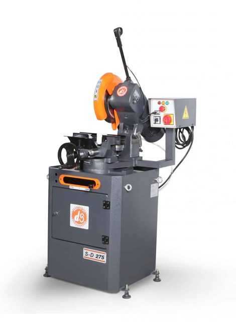 SD-275 Manual double vise metal cutting machine