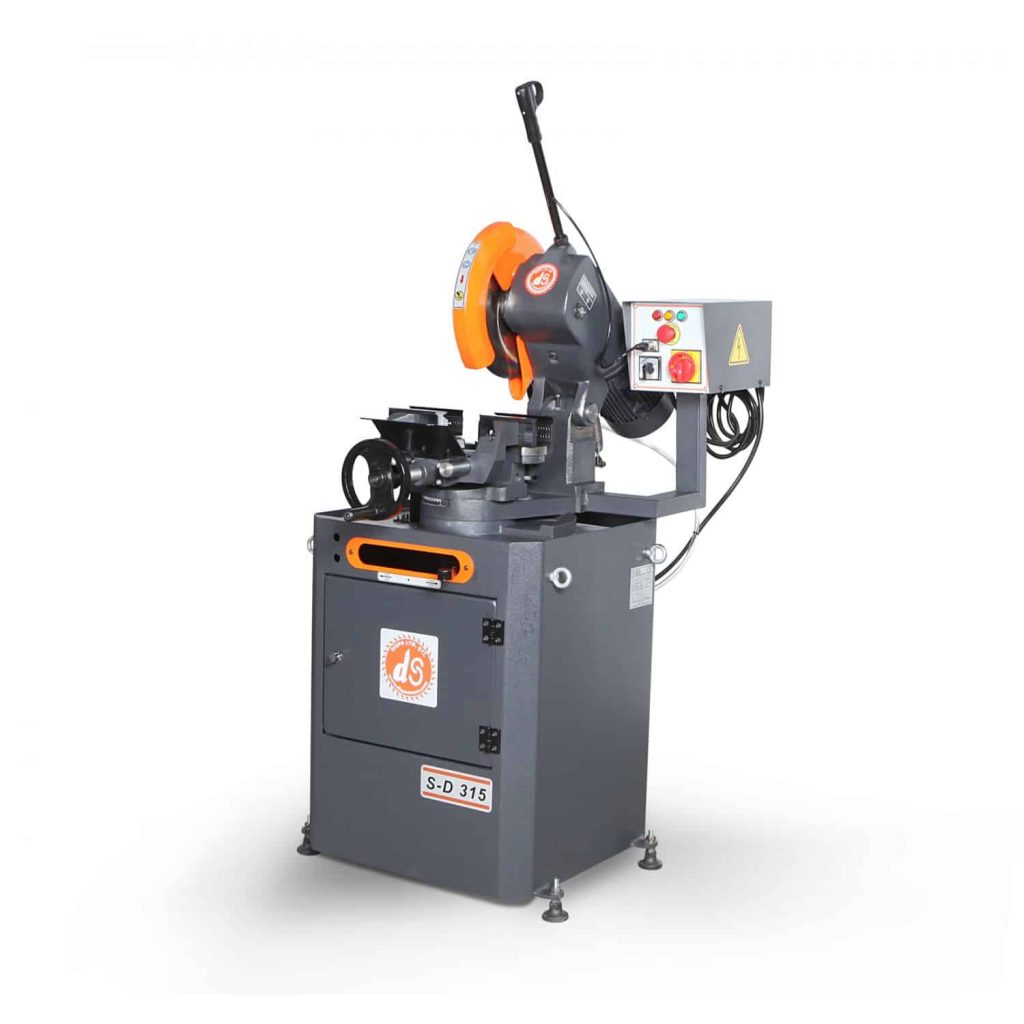 SD-315 Manual double vise metal cutting machine