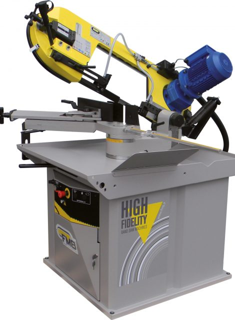 FMB Antares Manual Double Mitre Bandsaw