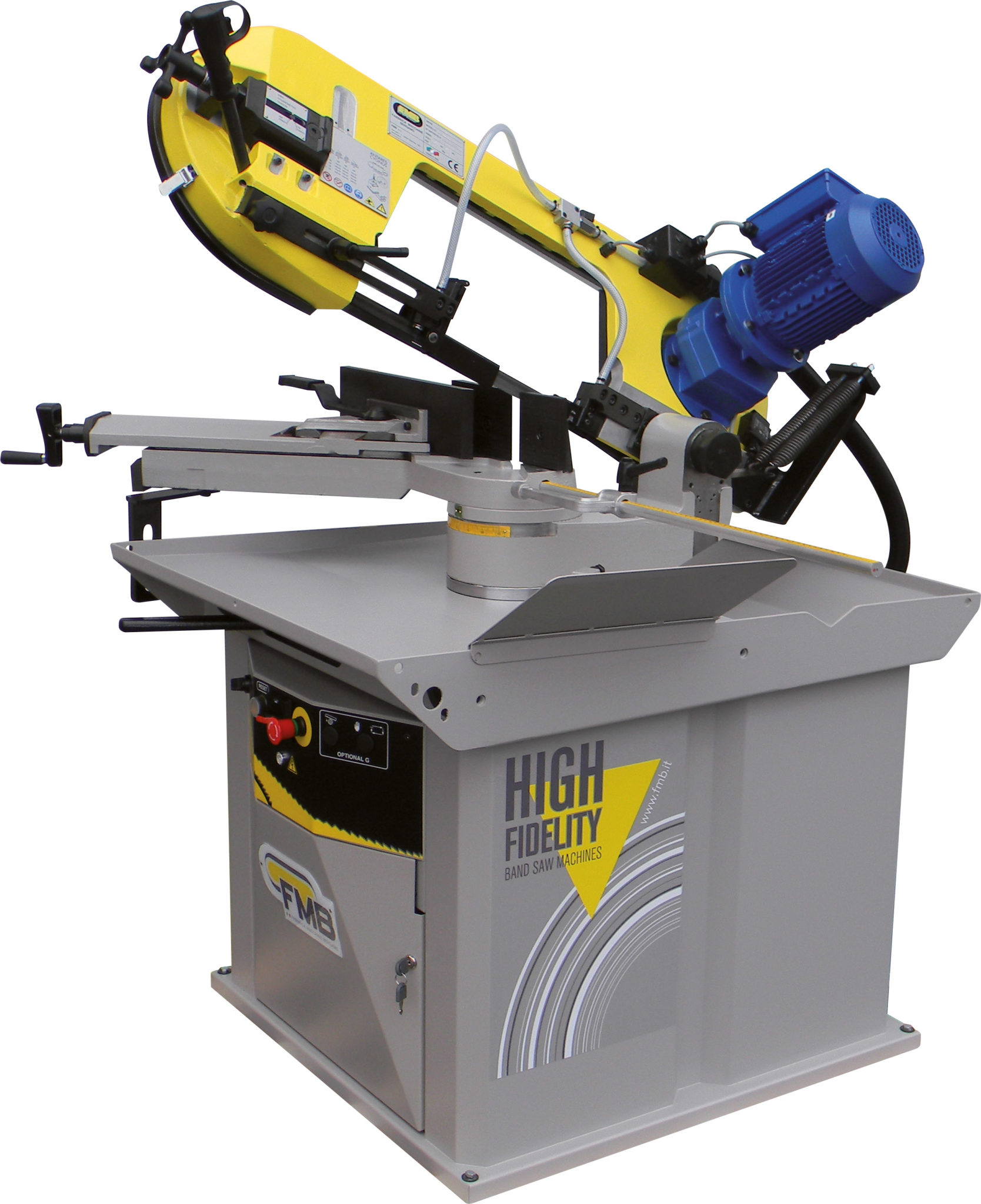 Antares Double Mitre Cutting Bandsaw